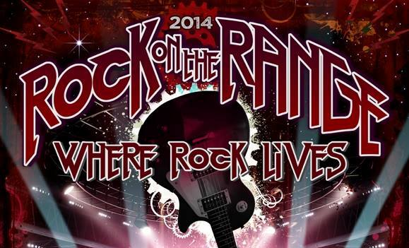 Rock On The Range 2014 2014 Rock On The Range Lineup