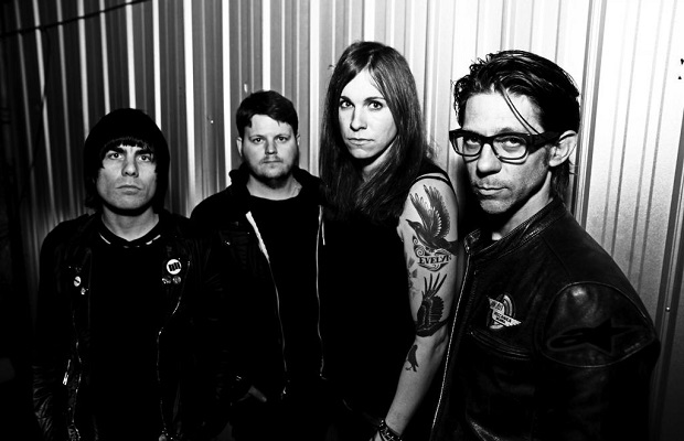 "Against Me Laura Jane Grace Calls Out Arcade Fire For ""We Exist"" Music Video"