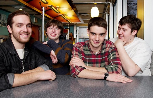 "Modern Baseball Modern Baseball ""Your Graduation"" Music Video"