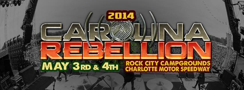 Carolina Rebellion Avenged Sevenfold, Rob Zombie, Five Finger Death Punch And Kid Rock Headline 2014 Carolina Rebellion Festival