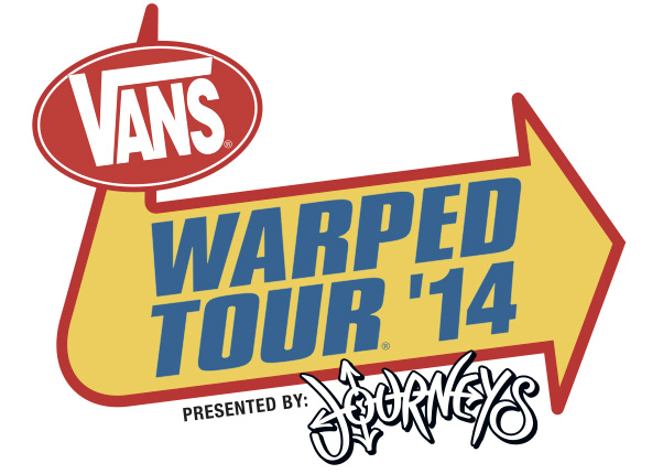warped logo Giveaway – Warped Tour Tickets To See Beartooth