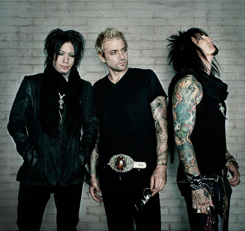 Sixx A.M. Sixx: A.M. To Release New Album In October