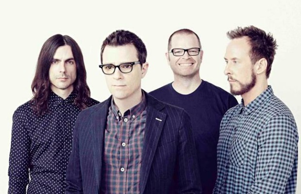 "Weezer Weezer Tease New Song ""I've Had It Up To Here"""