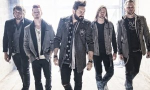 Hinder Unveil 'When the Smoke Clears' Album Art