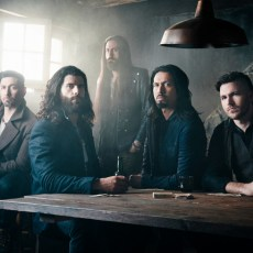 "Pop Evil Stream New Song ""Footsteps,"" 'Up' Album Art And Track Listing"