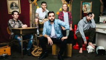 """A Day To Remember Stream New Song """"Naivety"""""""