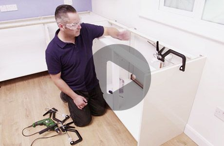 Fit A Kitchen Worktop How To Videos