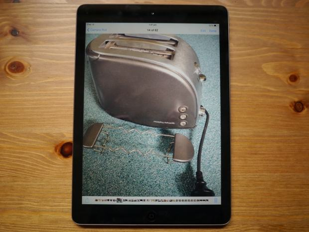 Sold the Toaster, bought…an iPad?!