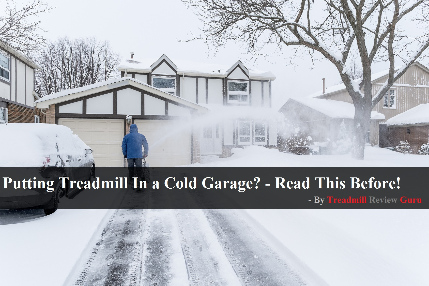 Garage Gym Humidity Putting Treadmill In A Cold Garage Read This Before