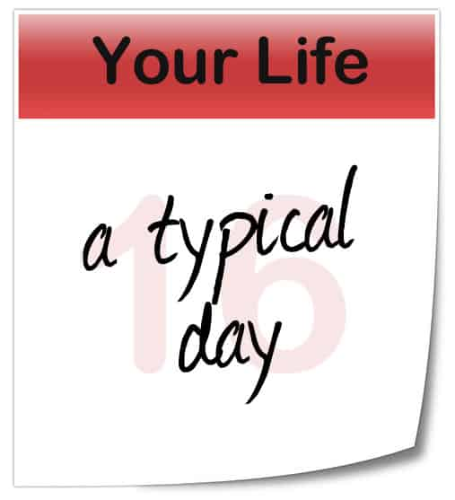 A Typical Day Can Be an Extraordinary Tool - Treasure Chest of Memories
