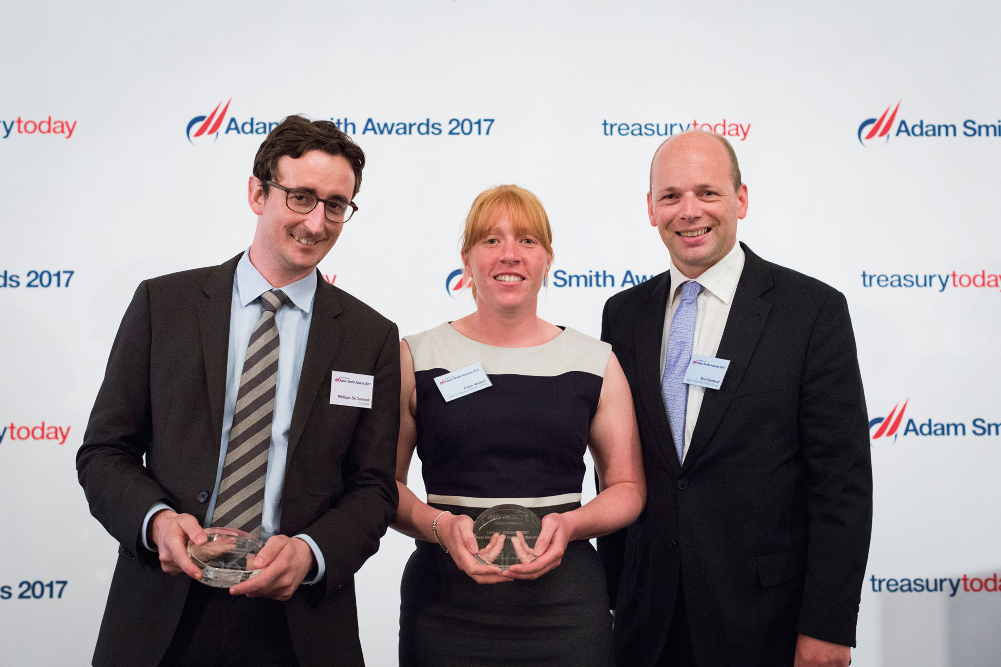 Cash Pool Notional Adam Smith Awards 2018 Award Winners Treasury Today