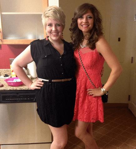 brenna and tara