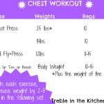 Chest Workout 1-2-13