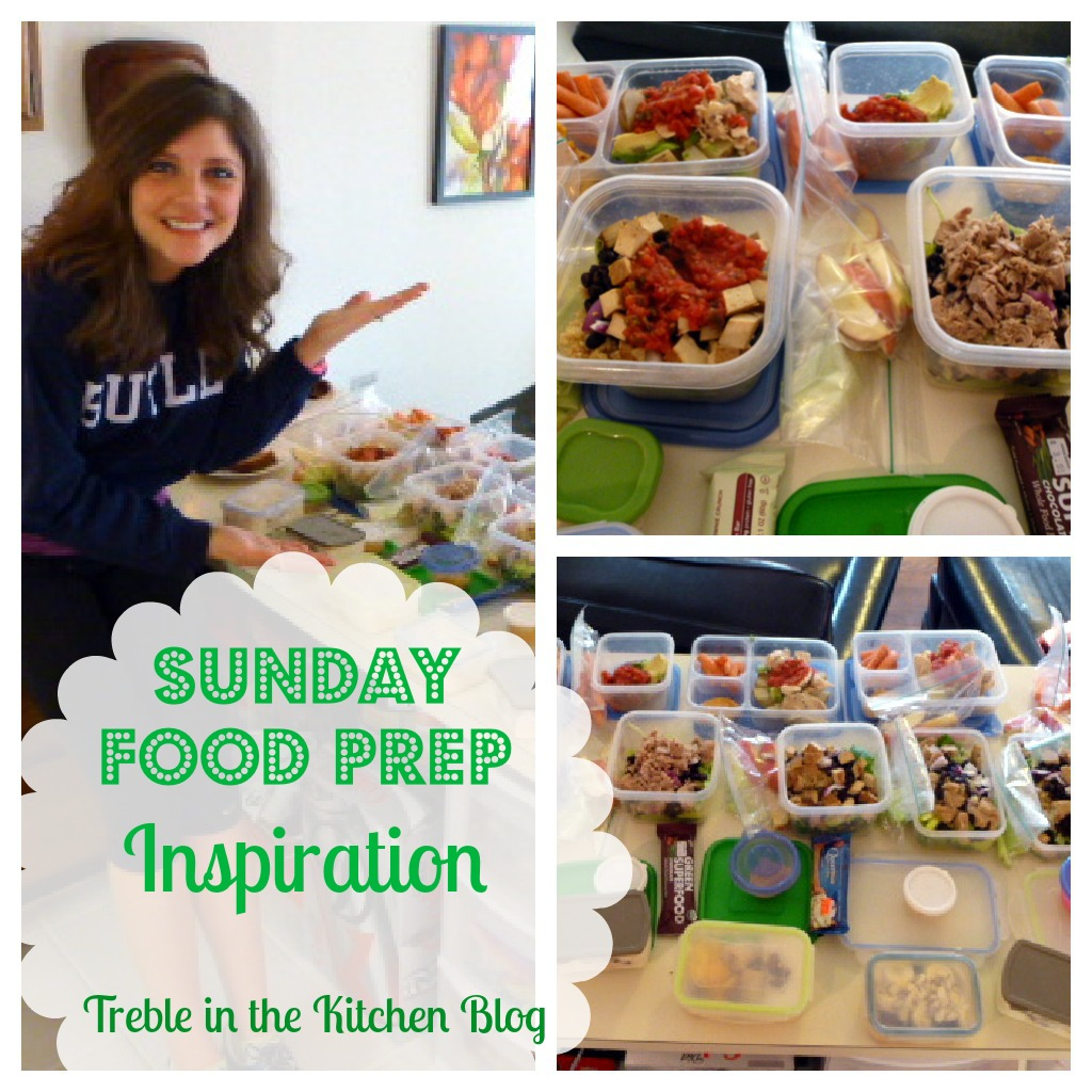 Food Prep Collage text