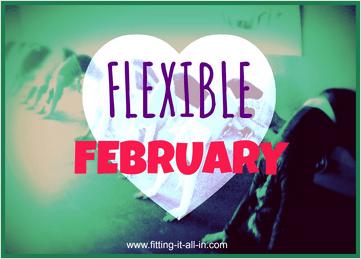 flexible february challenge