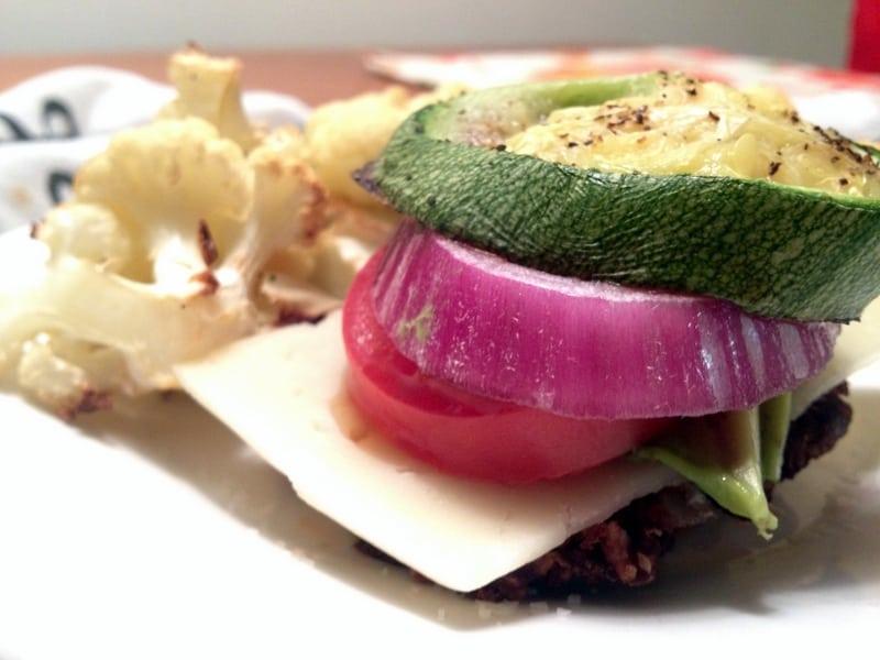 Zucchini bun 3