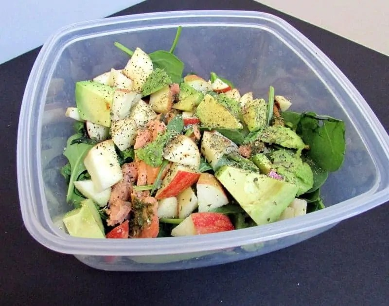lunch salad 1