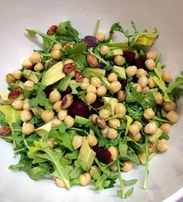 Arugula Salad via The Healthy Maven