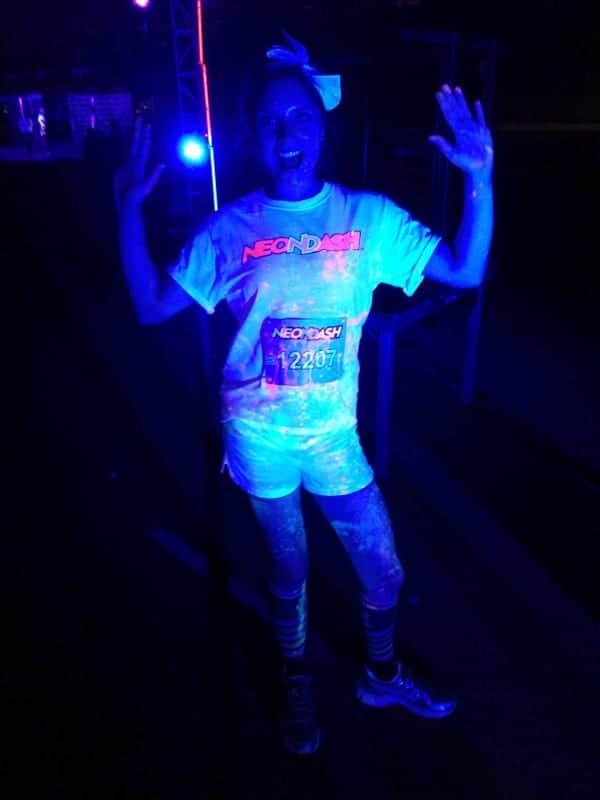 neon dash