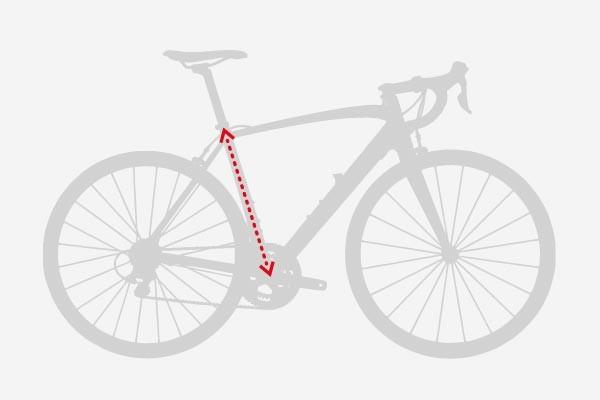 Road Bike Size Guide Tredz Bikes