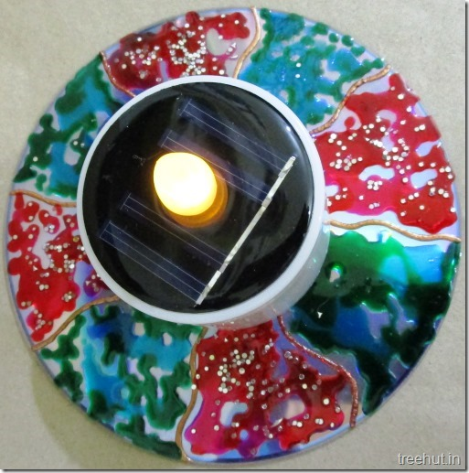 Rakhi 3d Name Wallpaper Tea Light Candle Holder Diy