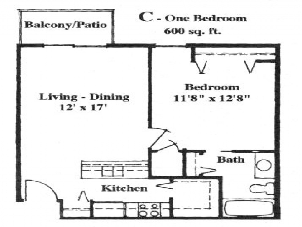 600 Sq Ft Apartment 500 Square Feet Apartment 600 Square Feet Apartment 600