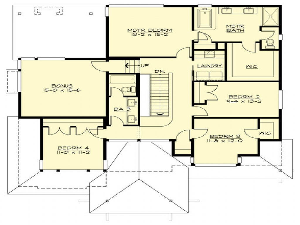 Ultra Modern Floor Plan Ultra Modern Two Story House Plan Modern Gables Exterior