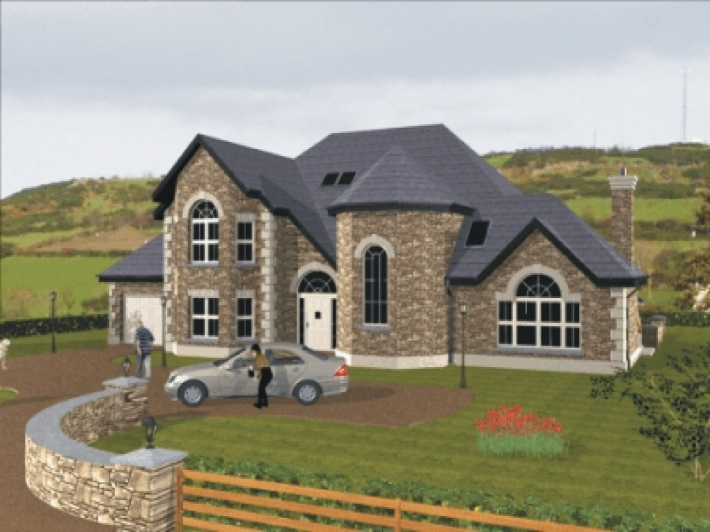 Irish Stone Houses Irish Style House Plans Irish House Plans And Designs