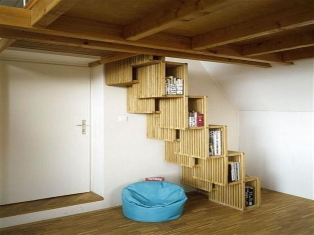 Staircase Designs For Small Spaces Space Saving Stairs Design Space Saving Spiral Staircase