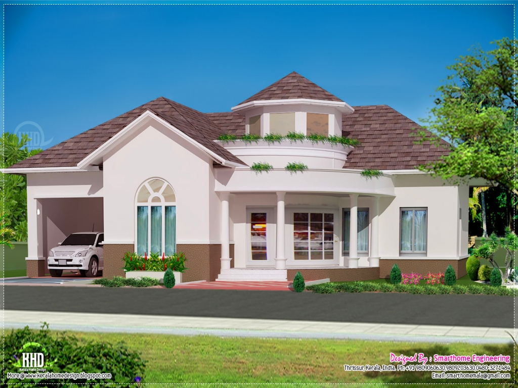 House Design One Floor Single Story House Floor Plans Kerala Single Floor Home