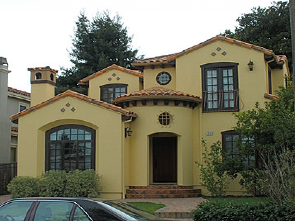 Spanish House Style Spanish Style Home Design Spanish Style Homes In