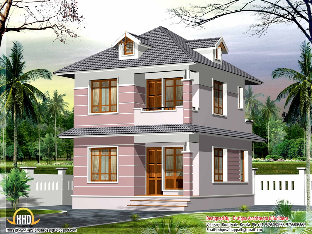 Small House Design Ideas India Small Home Plan House Design Small Homes Plans And Designs