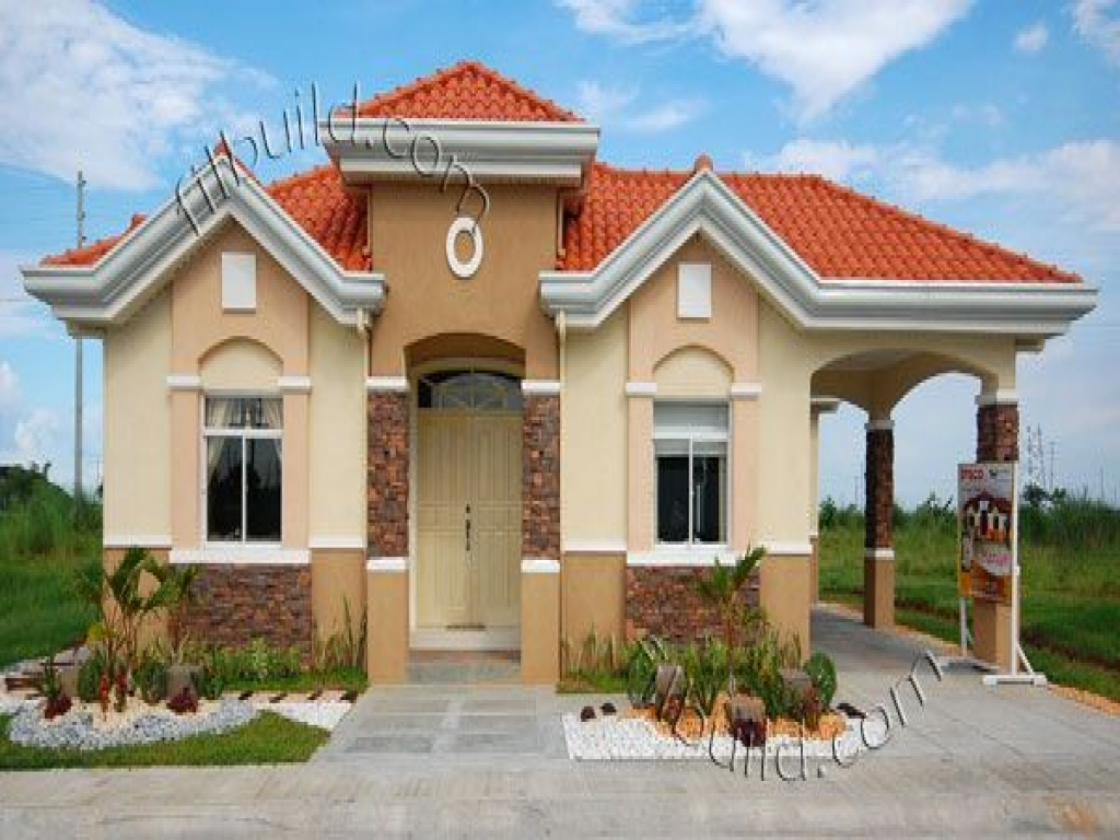 Designing A Small House Bungalow House Plans Philippines Design Philippine House