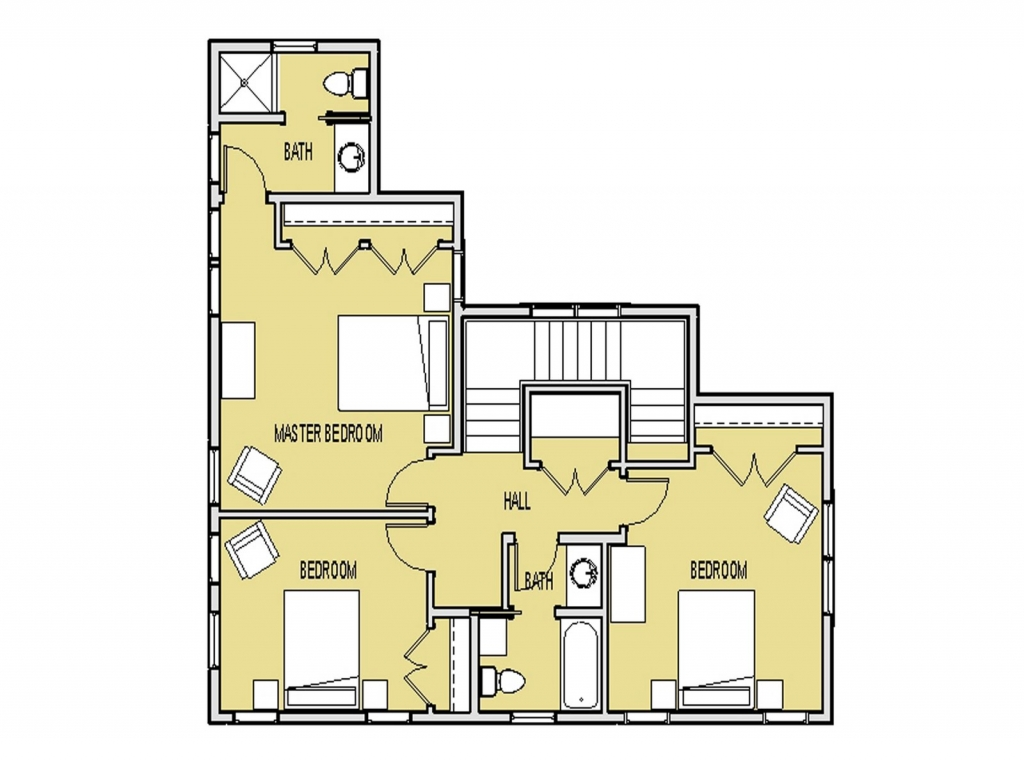Small 3 Bedroom House Unique Small House Plans Small Two Bedroom House Plans