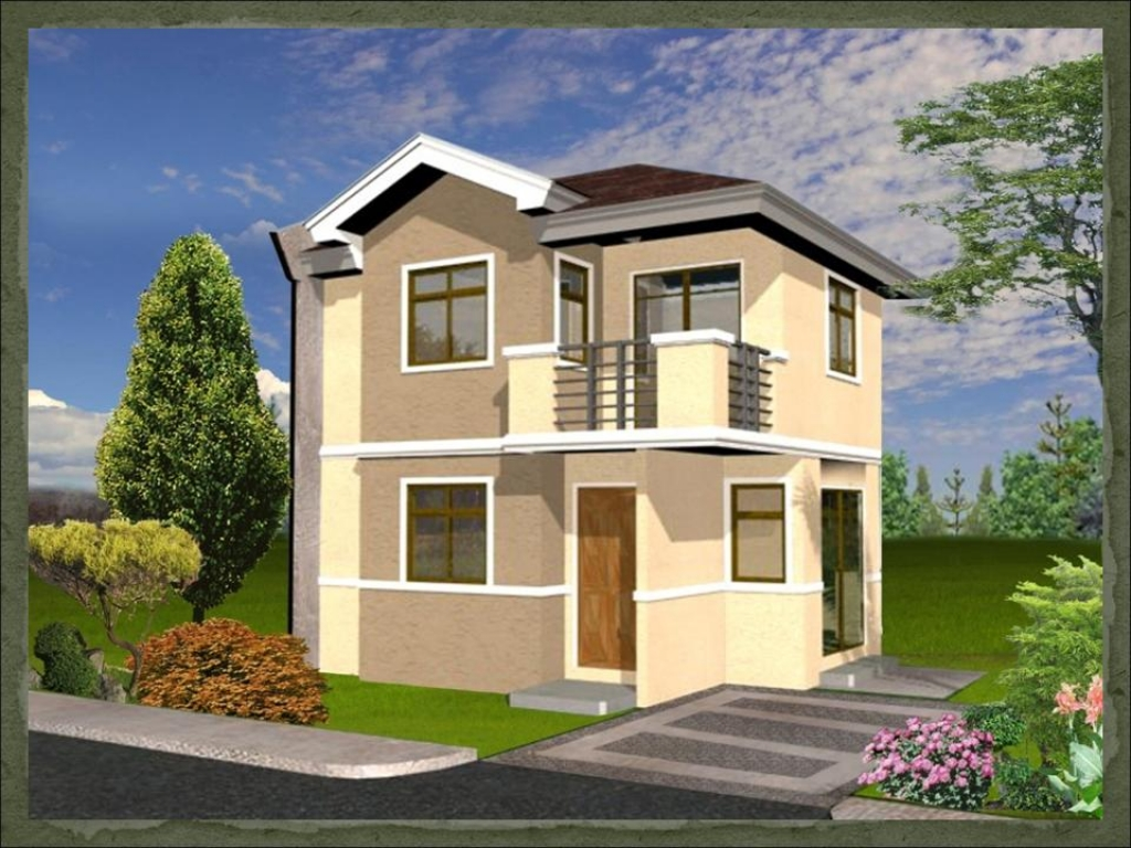 Best House Designs Small Two Bedroom House Plans Simple Small House Design