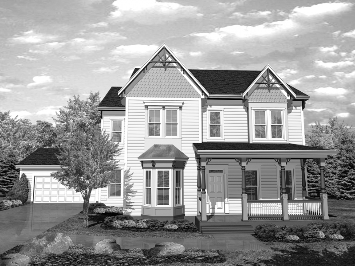 Victorian Farmhouse Architecture Folk Victorian Homes Floor Plans Victorian Farmhouse House