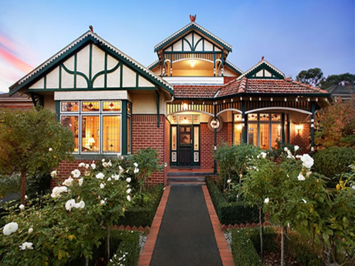 Usa House Design Queenslander Style Homes In Usa Federation Style Home