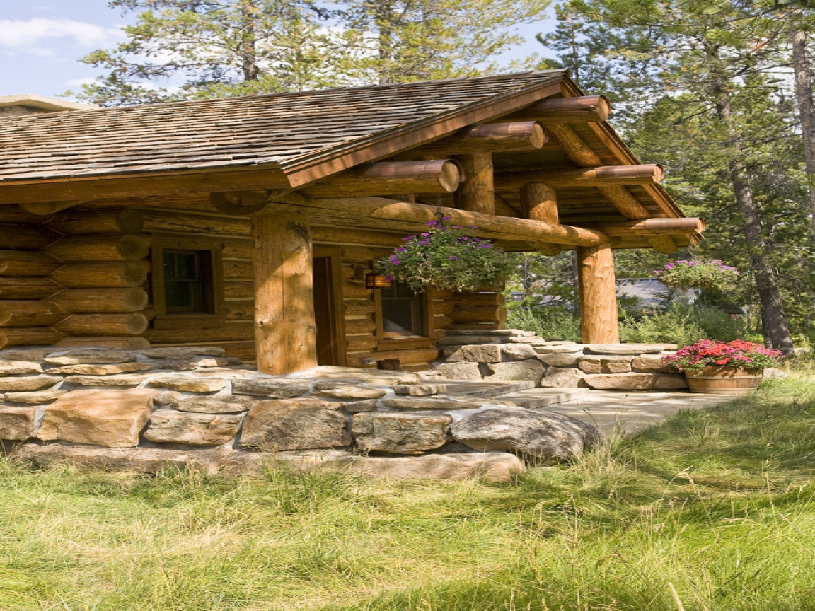 Cabin Design Ideas Rustic Log Cabin Decorating Ideas Decorating Ideas For Log