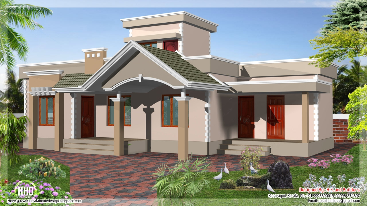 House Design One Floor 1 Floor House Designs Beautiful House Plans Designs, One