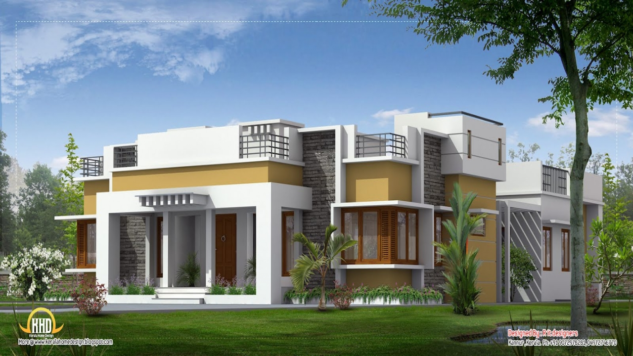 House Design One Floor Best Single Floor House Designs Single Floor House Plans