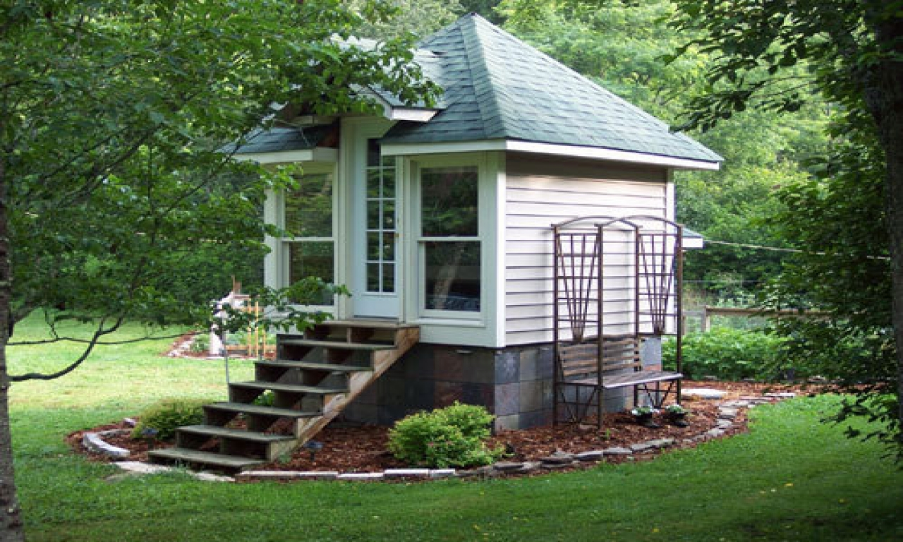 Very Small Home Plans Small Portable Houses Tiny House North Carolina Very