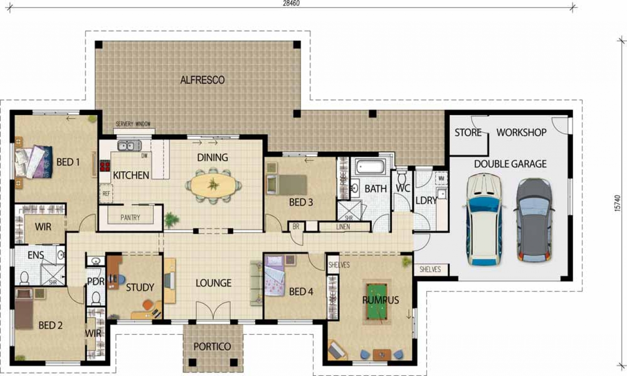 Best House Designs Best Open Floor House Plans Open Floor Plans Ranch House