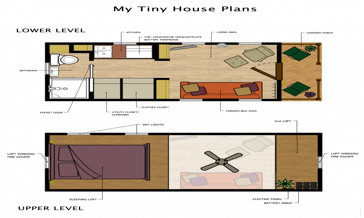 Loft House Plan Tiny Loft House Floor Plans Tiny House Plans With Loft