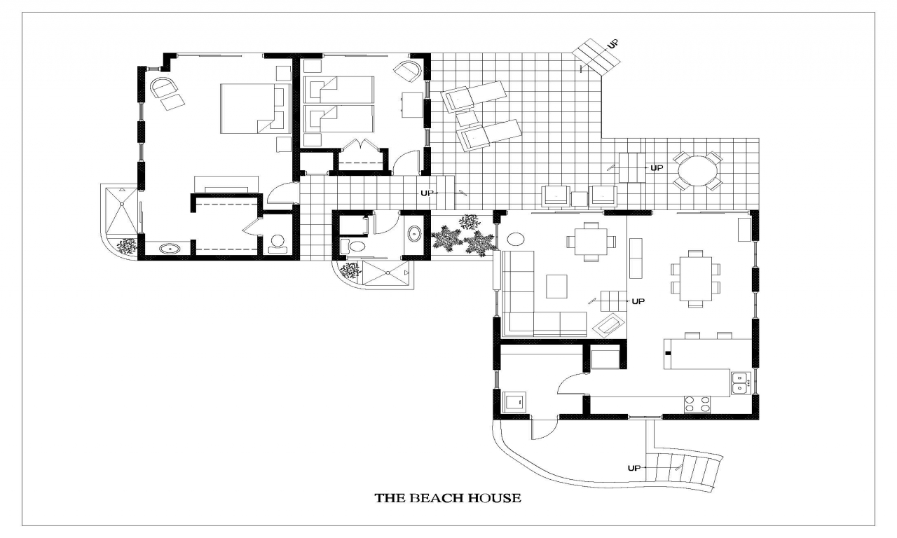 Tiny Home Floorplans Beach House Floor Plan Tiny House Floor Plans Beach House