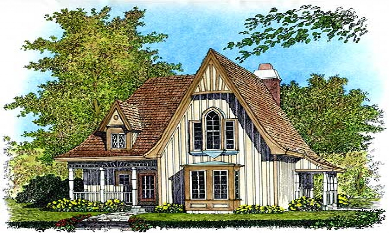 Carpenter Gothic Farmhouse Small Gothic Cottage House Plans Carpenter Gothic Cottages