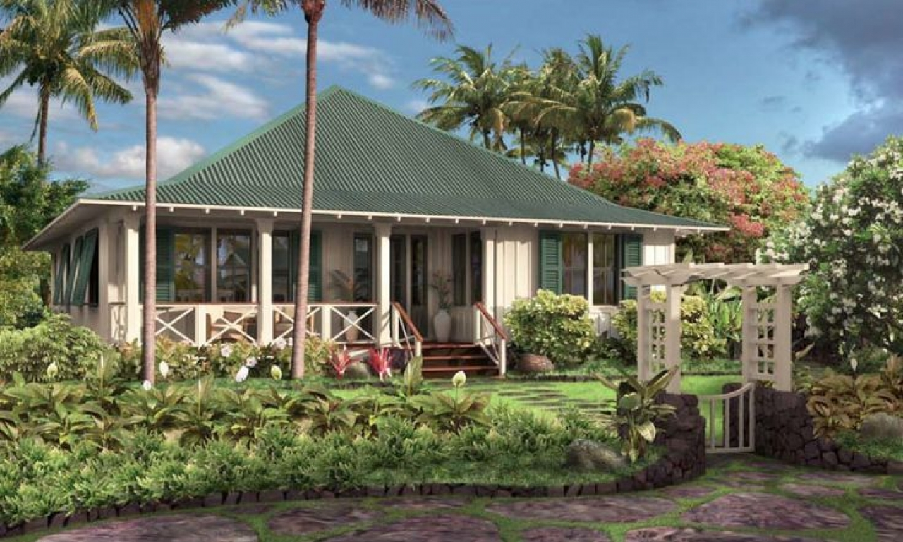 Hawaii House Plans Hawaiian Plantation Style House Plans Hawaiian Plantation
