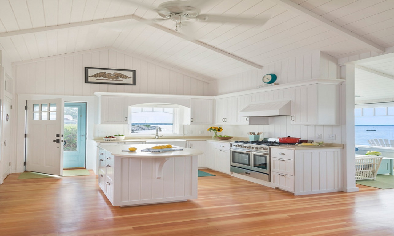 Beach House Kitchen Ideas Small Beach Cottage Kitchen Design Ideas Small Beach
