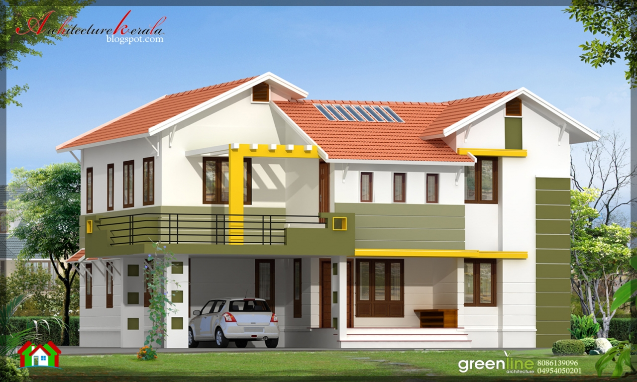 Simple House Image Simple Modern House Designs Simple House Design In India