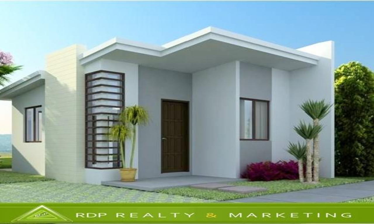 Small Modern Home Designs Modern Bungalow House Designs Philippines Small Bungalow