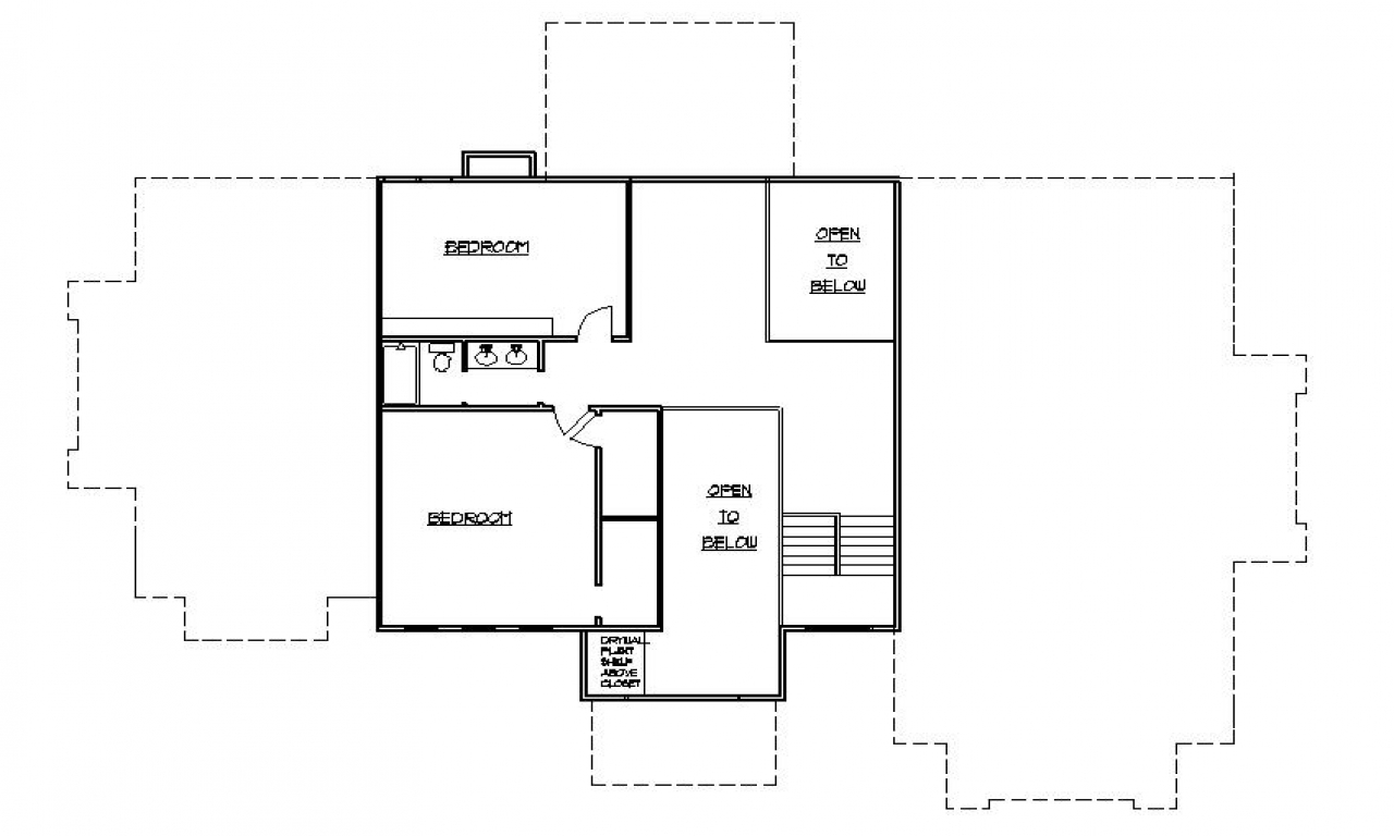 2nd Floor House Plans Second Story Addition Ideas Second Story House Additions